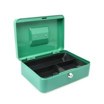KRISBOW CASH BOX 25 CM - HIJAU_2
