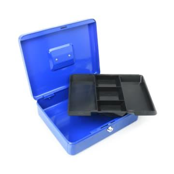 KRISBOW CASH BOX 30 CM - BIRU_3