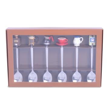 APPETITE SET SENDOK KOPI COFFEE MAKER 6 PCS_1
