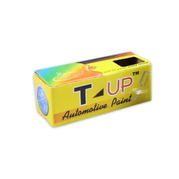 T-UP CAT OLES  SILVER 1CO PENGHILANG GORES TOYOTA FORTUNER INNOVA 18 ML_2