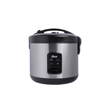 KRIS RICE COOKER 2.8 LTR - SILVER_1