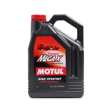 MOTUL TEKMA MEGA-X OLI MOBIL DIESEL 15W40 5L_1