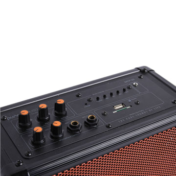 PURE ACOUSTICS AMPLIFIER OUTDOOR MCP-50 - HITAM_2