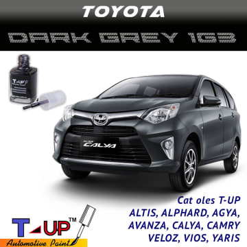 T-UP CAT OLES PENGHILANG GORESAN TOYOTA - DARK GREY 1G3_2