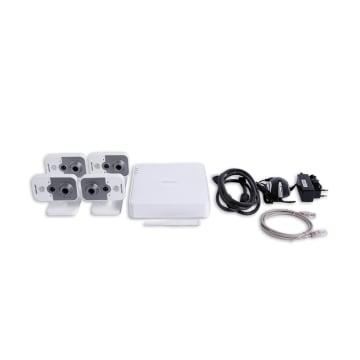 HIKVISION SET CAMERA CCTV IP 1 NVR 4 KAMERA_1