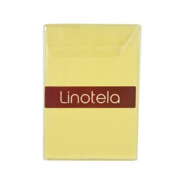 LINOTELA SARUNG BANTAL 50X75CM - KUNING_2