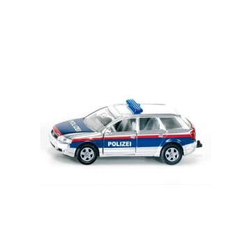 SIKU DIECAST CAR POLICE_1