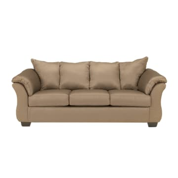 ASHLEY  SOFA DARCY 3 DUDUKAN - COKELAT_1
