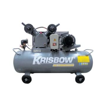 KRISBOW KOMPRESOR ANGIN 5.5HP 340L 10BAR 3PH_1