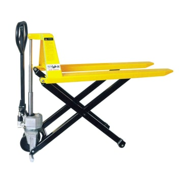 KRISBOW HAND PALLET & LIFTER MANUAL 1 TON_1