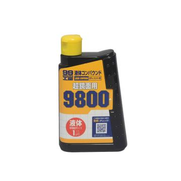 SOFT99 Liquid Compund Super 9800_1