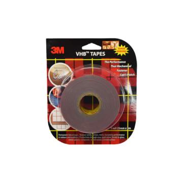 3M ISOLASI VHB 2.5 CMX3MTR - ABU ABU_1