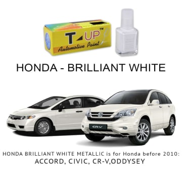 T-UP CAT OLES PENGHILANG GORESAN HONDA - BRILLIANT WHITE_1