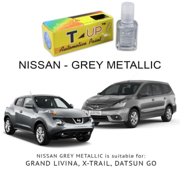 T-UP CAT OLES PENGHILANG GORESAN NISSAN - GREY MET_1