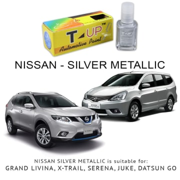 T-UP CAT OLES PENGHILANG GORESAN NISSAN - SILVER METALLIC_1