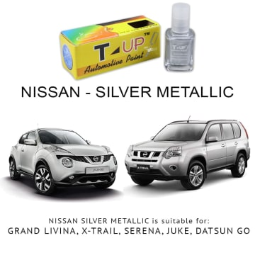 T-UP CAT OLES PENGHILANG GORESAN NISSAN - SILVER METALLIC_2