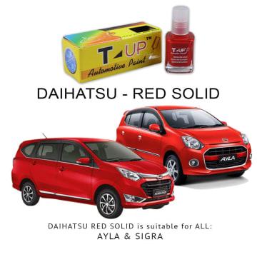 T-UP CAT OLES PENGHILANG GORESAN DAIHATSU - RED SOLID_1