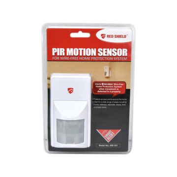 RED SHIELD PIR MOTION SENSOR_1