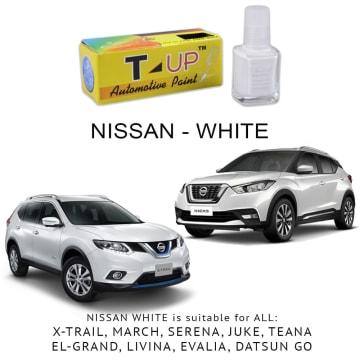 T-UP CAT OLES PENGHILANG GORESAN NISSAN - WHITE_2