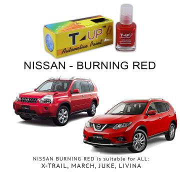 T-UP CAT OLES PENGHILANG GORESAN NISSAN - BURNING RED_1
