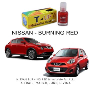 T-UP CAT OLES PENGHILANG GORESAN NISSAN - BURNING RED_2