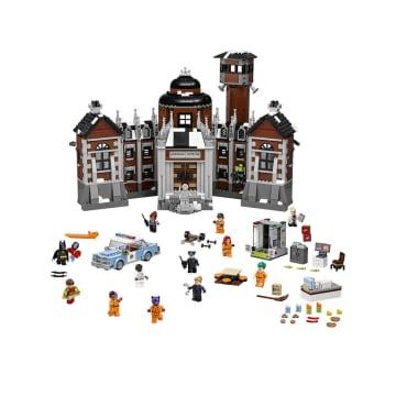 LEGO BATMAN MOVIE ARKHAM ASYLUM 70912_2
