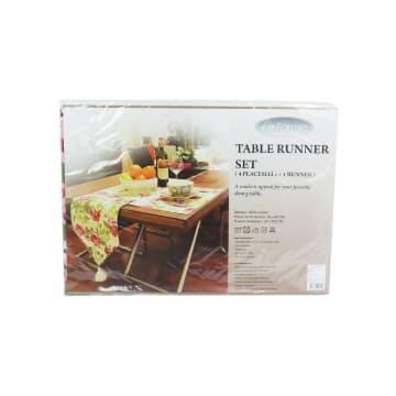 SET TABLE RUNNER DENGAN ALAS PIRING 728 35X200 CM_3