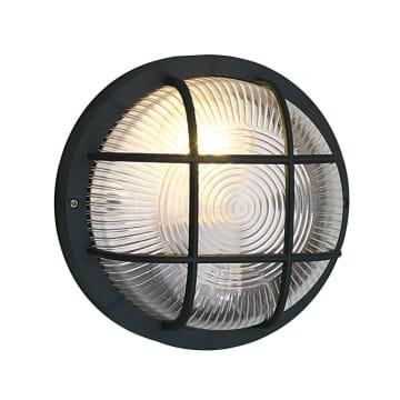 EGLO ANOLA LAMPU DINDING - HITAM_1