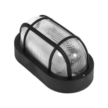 EGLO ANOLA LAMPU DINDING OVAL - HITAM_3
