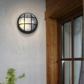 EGLO ANOLA LAMPU DINDING - HITAM_2