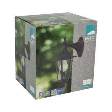 EGLO LAMPU DINDING LATERNA4 - HITAM_2