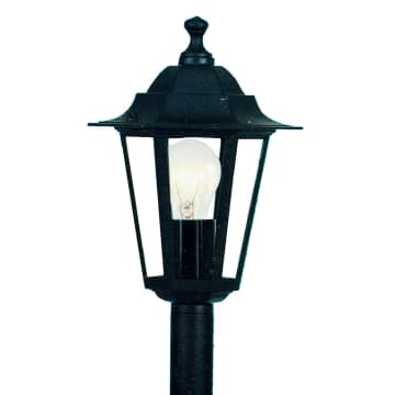 EGLO MIDWAY LATERNA-IV LAMPU TAMAN - HITAM_2