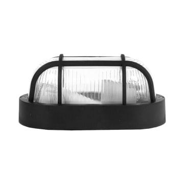 EGLO ANOLA LAMPU DINDING OVAL - HITAM_2