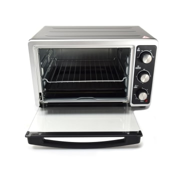 KRIS OVEN TOASTER 26 LTR 1200 W - HITAM_3
