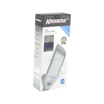 KRISBOW LAMPU JALAN LED 50W 6000K - ABU-ABU_3