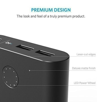 ANKER POWERCORE+ 13400 WITH QUICK CHARGER 3.0 - BLACK_2