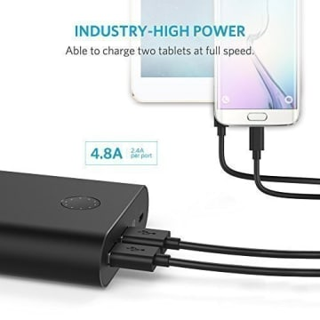 ANKER POWERCORE+ 13400 WITH QUICK CHARGER 3.0 - BLACK_5