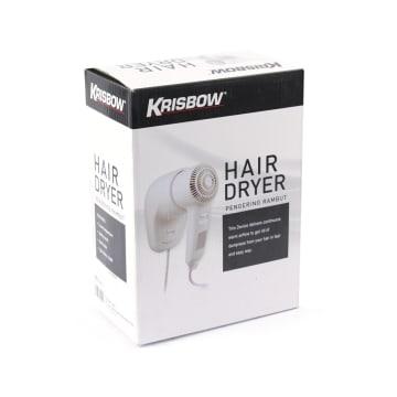 KRISBOW HAIR DRYER 1200 W - PUTIH_2