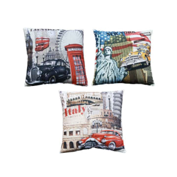 BANTAL SOFA VINTAGE CITIES 45X45CM_2