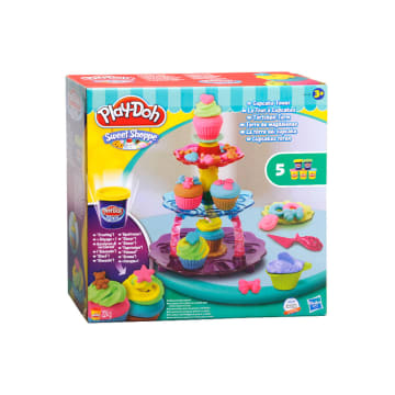 PLAY-DOH CUPCAKE TOWER_1