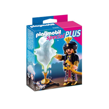 PLAYMOBIL SET MINIATUR SPECIAL MAGICIAN WITH GENIE LAMP_1