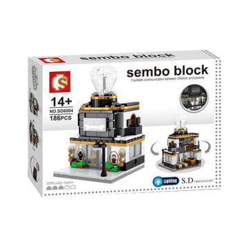 SEMBO NANO BLOCK JEWELRY STORE_3