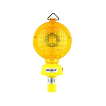 KRISBOW LAMPU TANDA PERINGATAN - KUNING_1