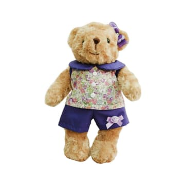 MAMORU BONEKA PLUSH BEAR REGULAR MR-05_1