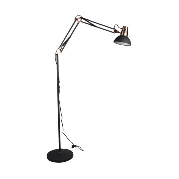 EGLARE ARKITEK LAMPU LANTAI - HITAM_1