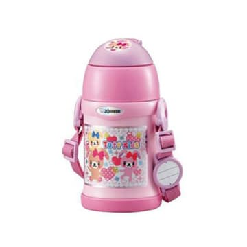 ZOJIRUSHI BOTOL TERMOS TWO WAY SC-ZS 45 PA 450 ML - PINK_1