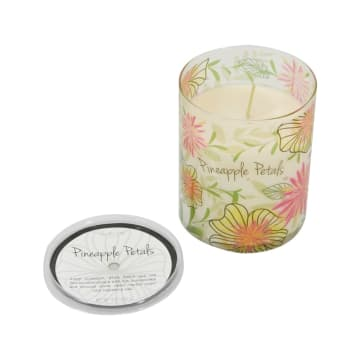 CANDLE LITE BLOOMS PINEAPPLE PETALS LILIN AROMATERAPI 453 GR_2