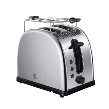 RUSSELL HOBBS LEGACY TOASTER - SILVER_1