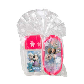 DISNEY FROZEN THE FIRST SANWA SET TEMPAT MAKAN 2 PCS_3