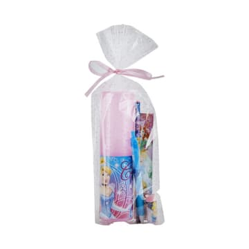 DISNEY PRINCESS SET TEMPAT PENSIL TUBE CINDERELLA 4 PCS_1